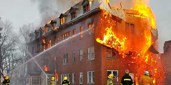 گروه های تحت پوشش بیمه آتش سوزی